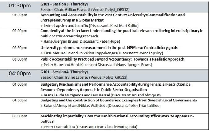 IRSPM 2016 Schedule 2
